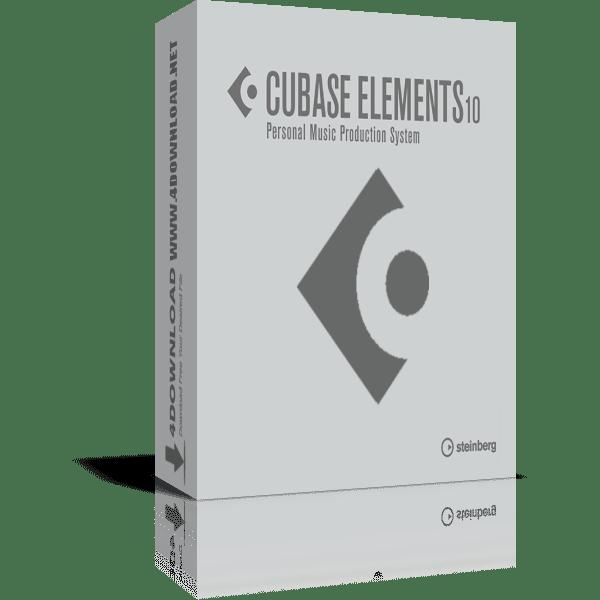 Cubase Elements v10.0.10 eXTender-V.R