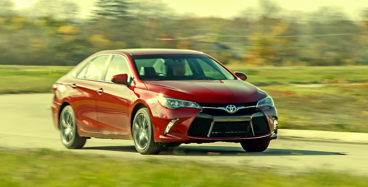 2015 Toyota Camry XSE For Sale