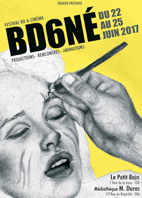 Affiche 5ème édition BD6Né