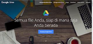 cara berbagi file di google drive