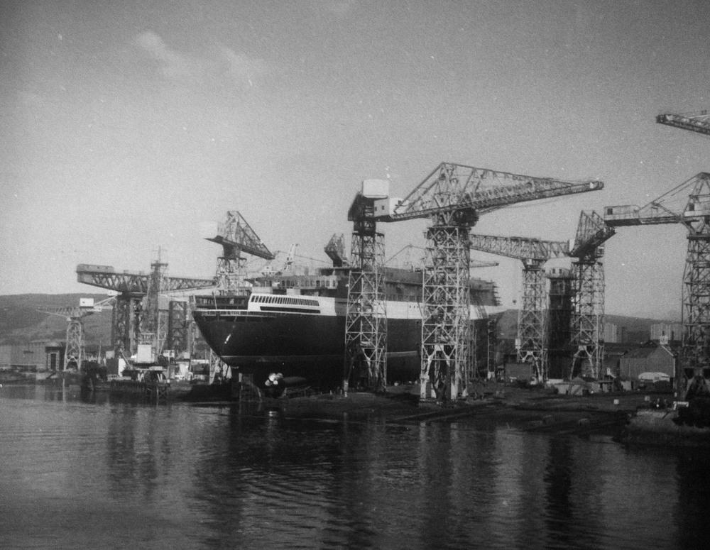shipbuilding in clyde