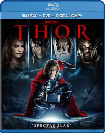 Download Thor 2011 Dual Audio Hindi 720p BRRip 900mb