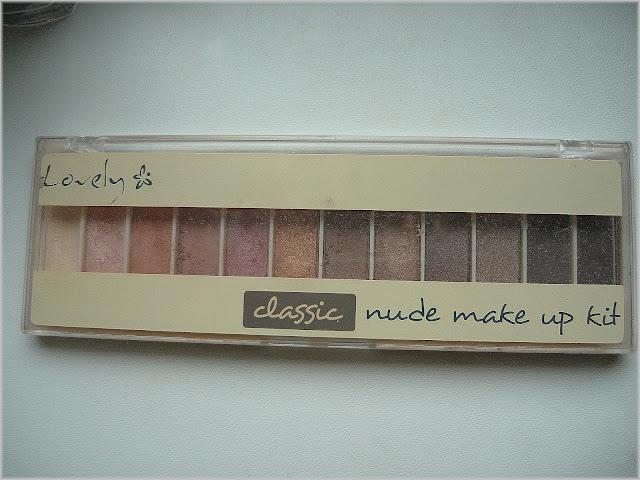 Lovely Classic nude make up kit- warto czy nie warto?