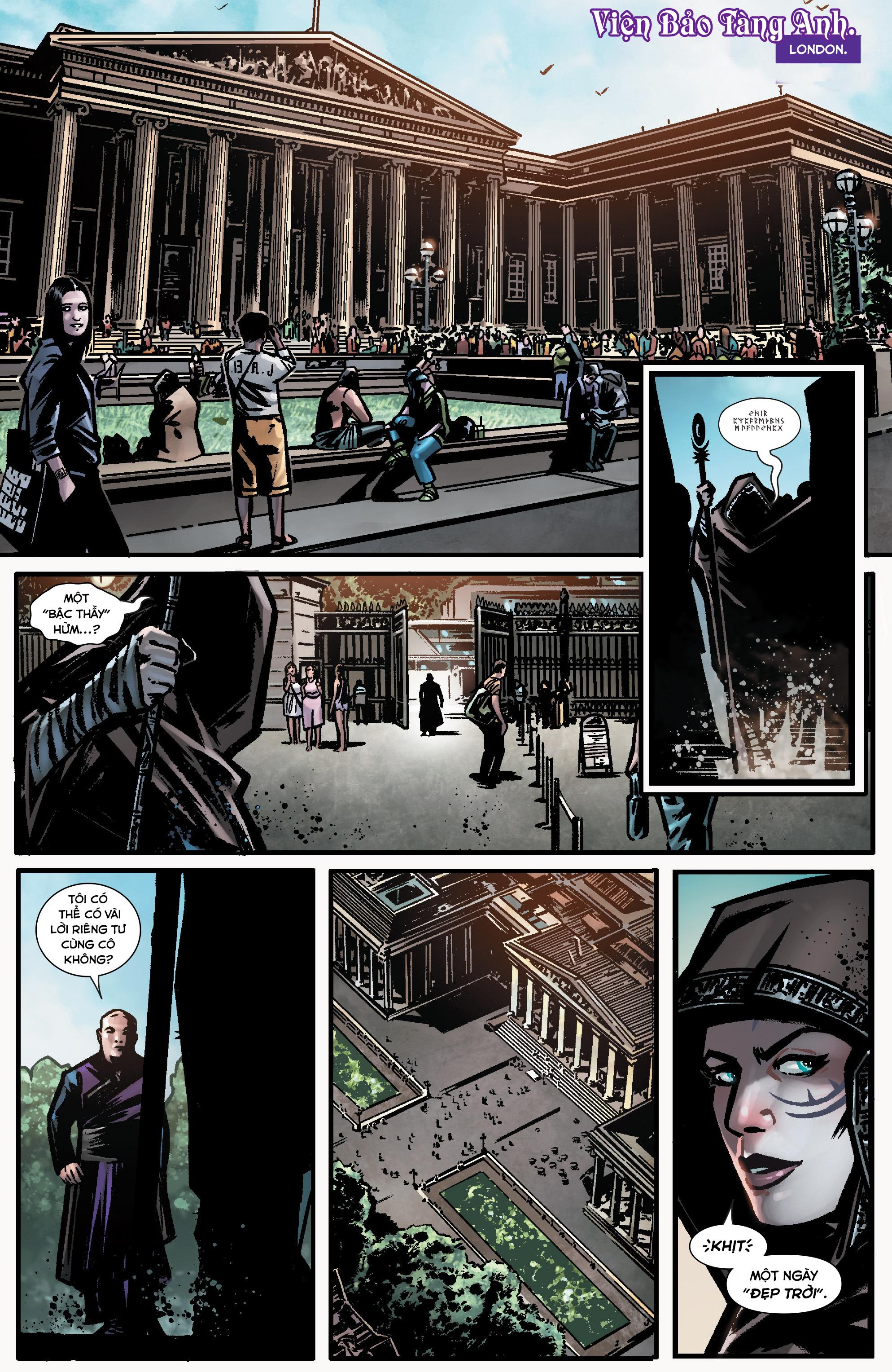 Doctor Strange Prelude kỳ 1 trang 2