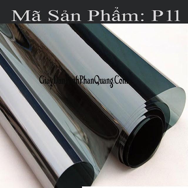 Đề can dán kính mã P11