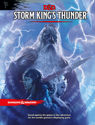 Storm King's Thunder cover