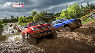 Forza Horizon 4 Logo Wallpaper