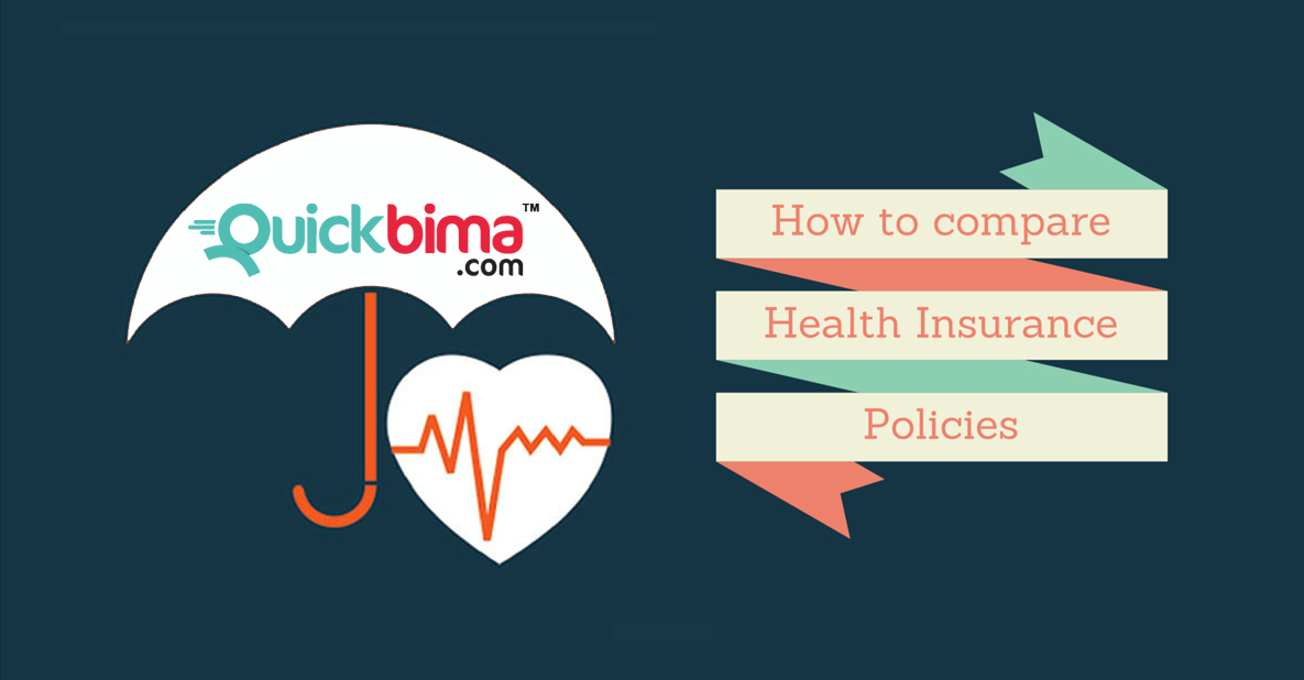 How to Compare Health Insurance Policy Online?
