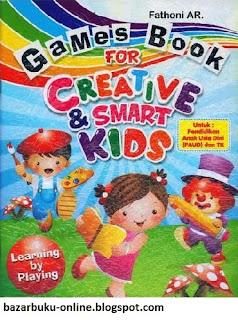 games book for creative & smart kids, bintang indonesia, fathoni ar