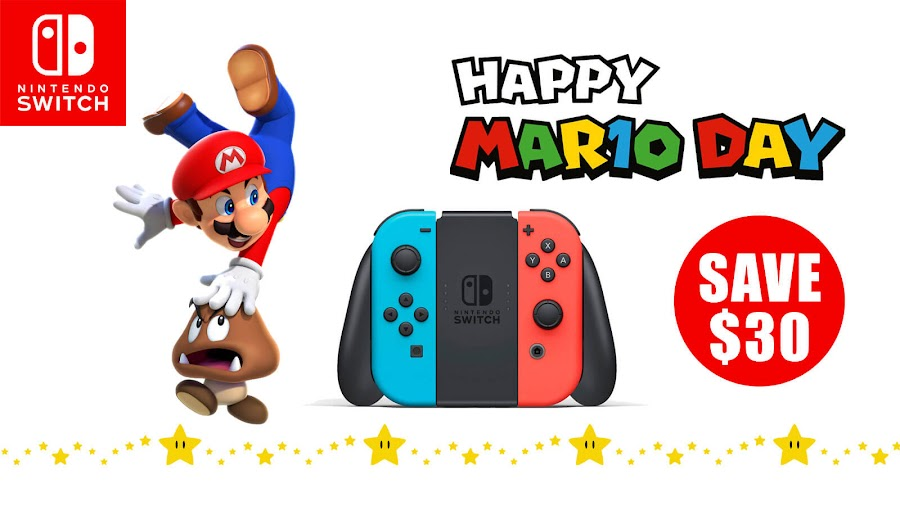 mario day 2019 nintendo switch deal games