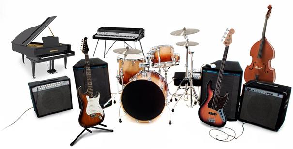 kumpulan alat musik