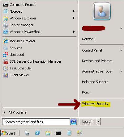 How Do I Change My Domain Password on Windows Server 2012