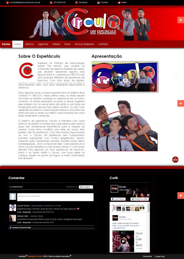 Página release