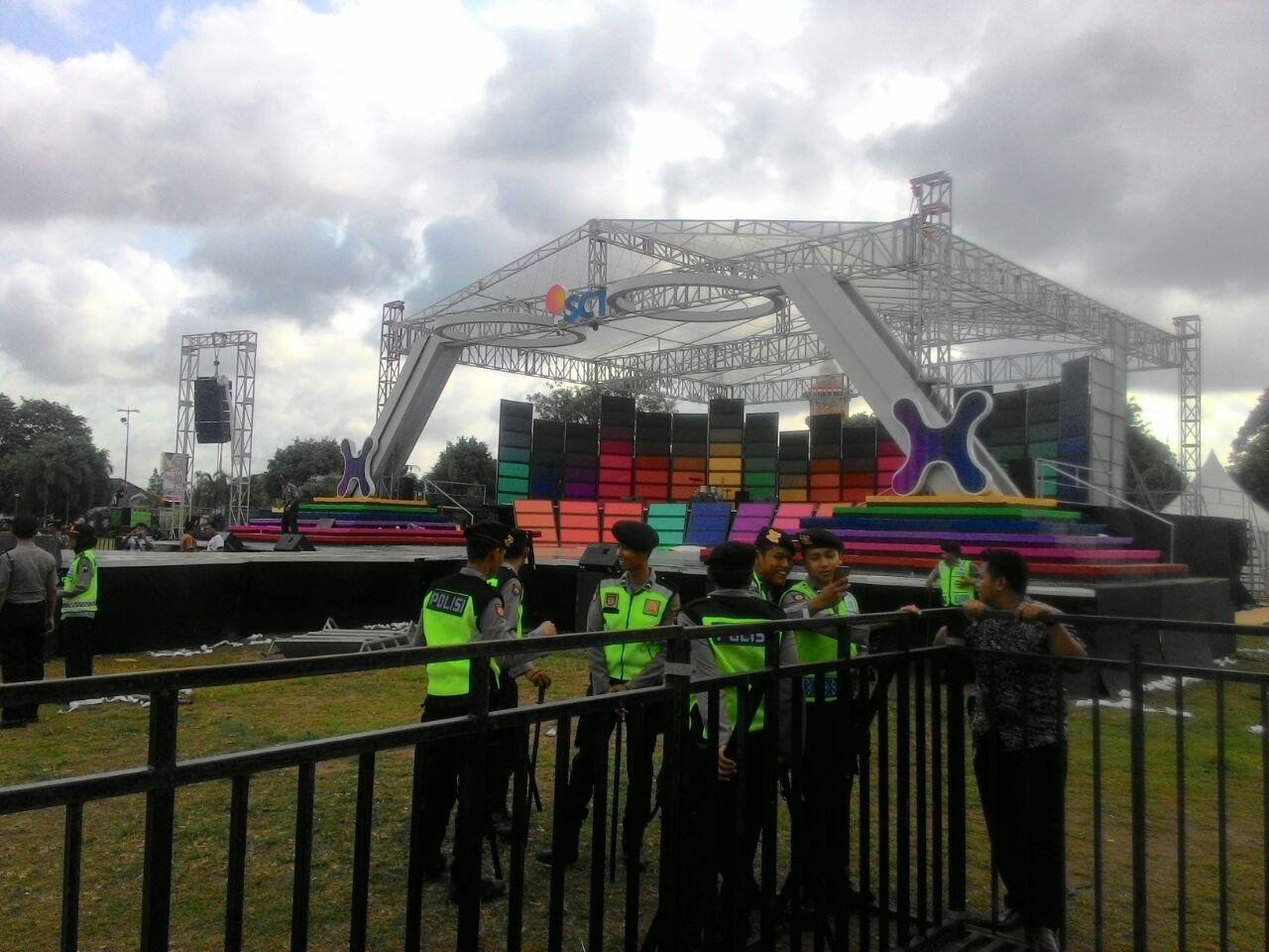 300 Polisi Bakal Dikerahkan untuk Amankan Karnaval Inbox SCTV