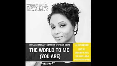 Montana & Stewart & Nortier Feat. Stephanie Cooke - The World To Me (Nikos Diamantopoulos Remix)