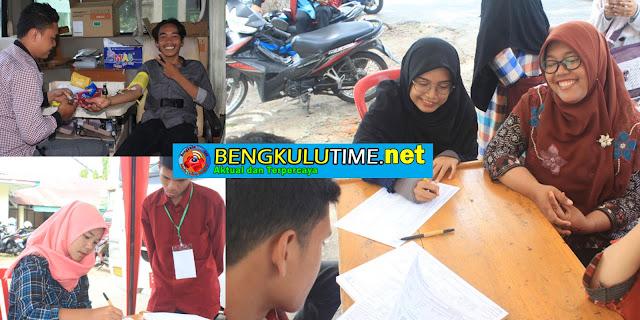 Bengkulutime.net, Bengkulu - Dalam rangka memperingati hari jadi yang ke-5, Himpunan Mahasiswa Teknik Informatika Fakultas Teknik Universitas Muhamammadiyah Bengkulu (HIMTI FT UMB)