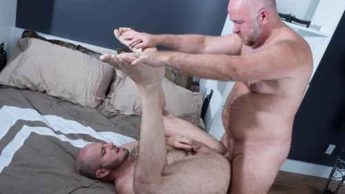 Jake Thorn and Guy English
