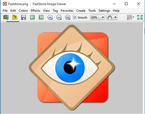 FastStone Image Viewer 2019