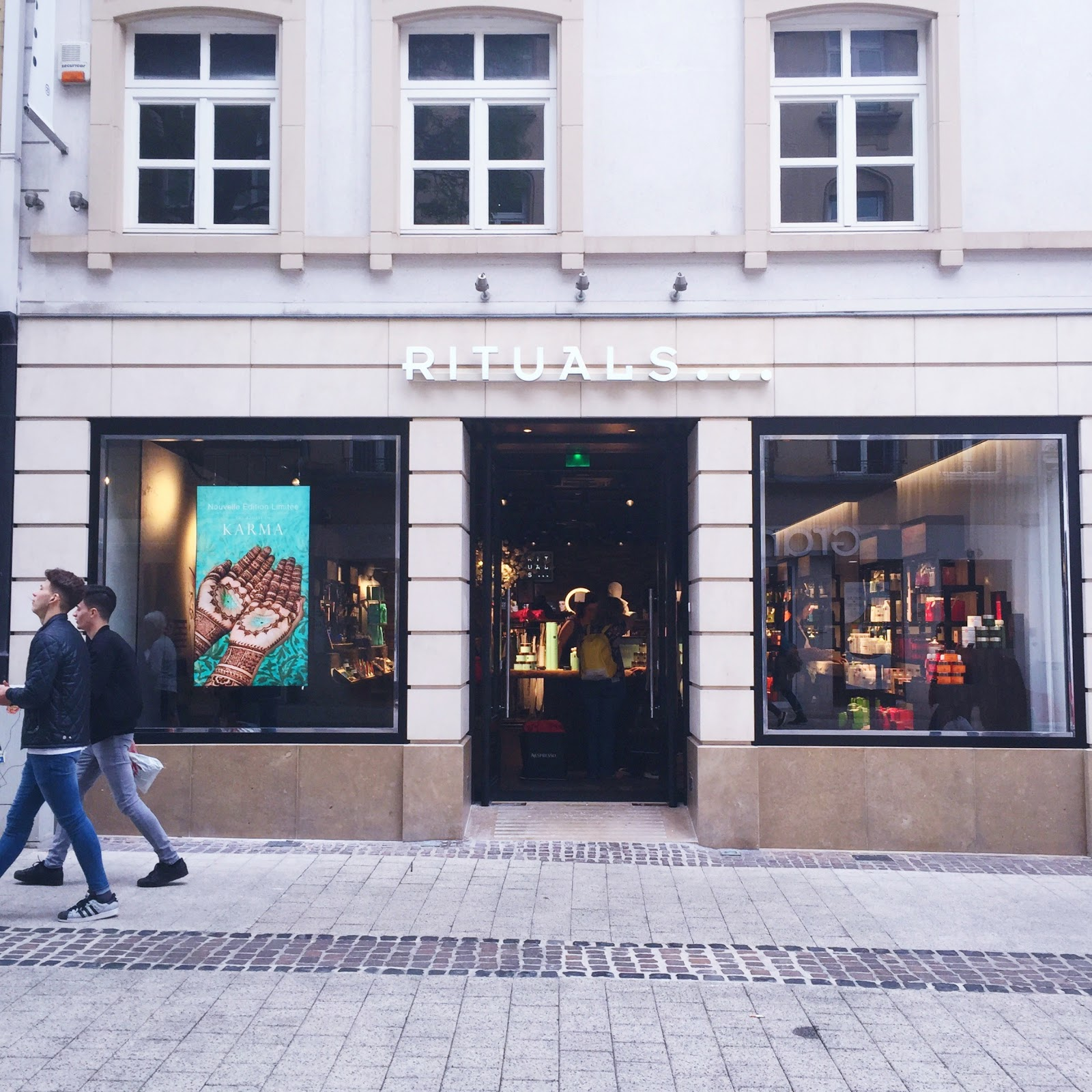 Rituals Store Luxembourg City
