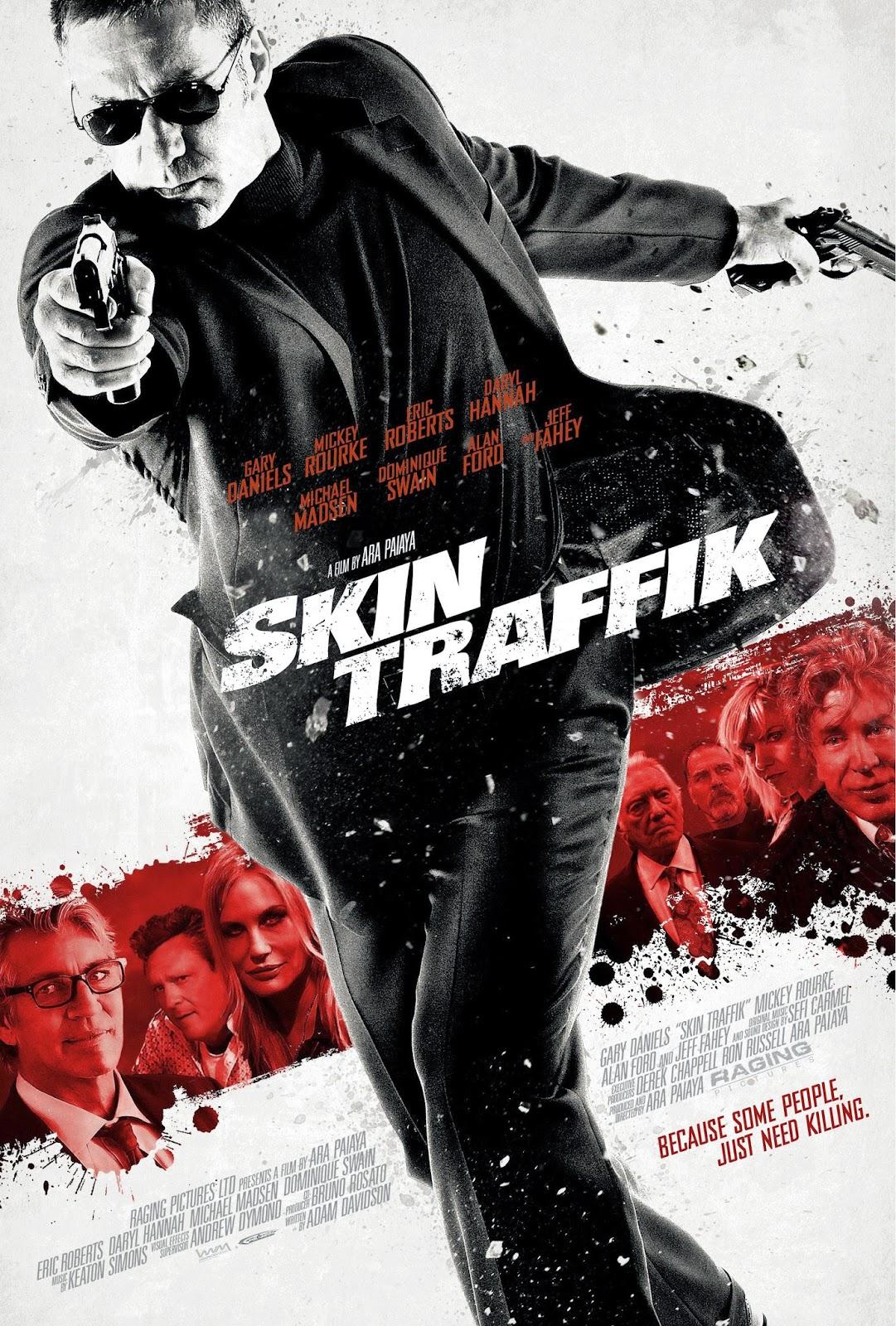 Skin Traffik (2015) ταινιες online seires xrysoi greek subs