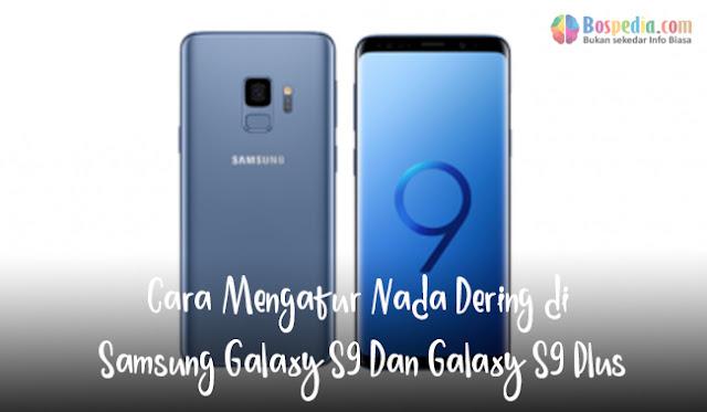 Memang Masuk logika untuk mengatur nada dering Anda ke sesuatu yang ingin Anda dengar Cara Mengatur Nada Dering di Samsung Galaxy S9 Dan Galaxy S9 Plus