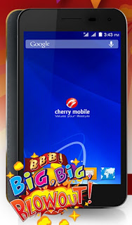 Cherry Mobile Omega Lite Buy 1 Take 1 Promo This June 12 to 15