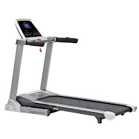 Sunny Health & Fitness SF-T1414 Treadmill, 3.0 HP motor, with 14 built-in programs, 11 mph, 0-15% incline