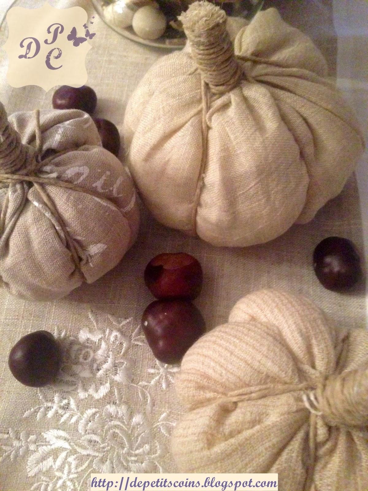 shabby pumpkinS