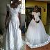 Lol. Wedding Dress She Expected Vs What She Got (Photos)