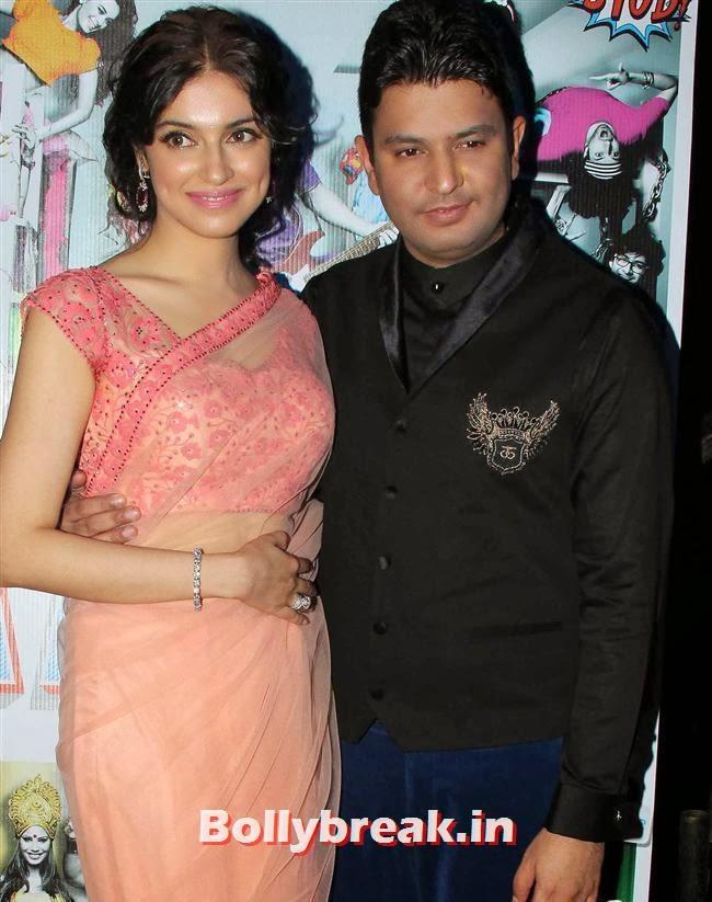 Divya Khosla Kumar and Bhushan Kumar, Hotties at Yaariyan Music Launch