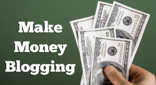 5 Ways to Make Money with Your Blog