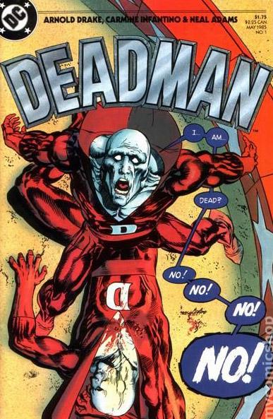 cover komik superhero terkeren