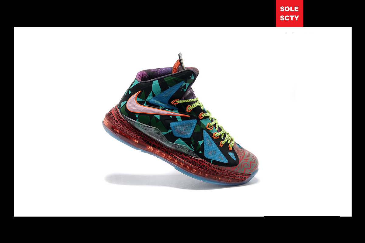 """SOLE SOCIETY: LeBron X """"What The MVP"""" Lebron 10 What The Mvp"""