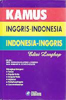 ajibayustore  Judul Buku : Kamus Inggris-Indonesia Indonesia-Inggris Edisi Lengkap