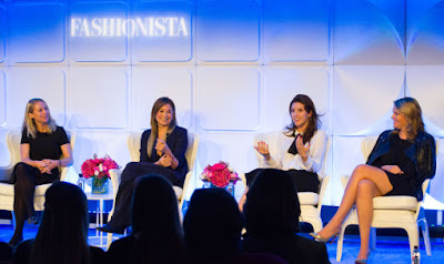 Krista Neuhaus, Danielle Bernstein, Jennifer Powell and Reesa Lake. Photo: Arnold Soshkin/Fashionista