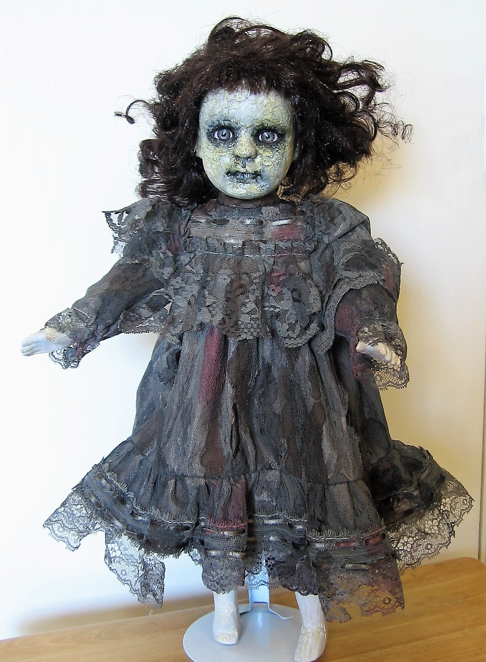 witch crafts baby zombie doll