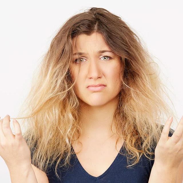 Ciri-ciri Rambut Kering & Cara Mengatasinya
