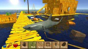 RAFT Original Survival Game MOD APK Unlimited Money 2018