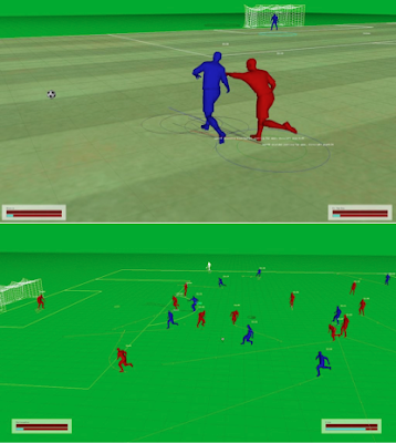 FIFA 13 - New Attacking Intelligence & Impact Engine (Push & Pull)