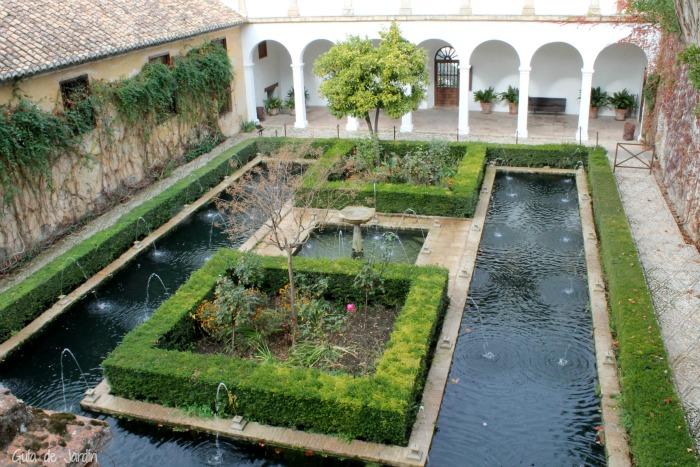 Patio del Ciprés de la Sultana