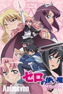 Zero No Tsukaima SS2 - Zero No Tsukaima 2 2013 Poster
