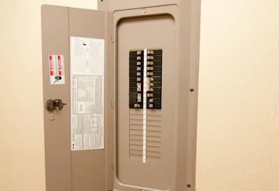 Instalaciones eléctricas residenciales - Tablero de distribución de circuitos derivados