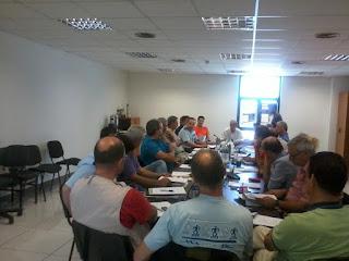 «Συνεδρίαση του ΣΟΠΠ Δυτικής Αθήνας»