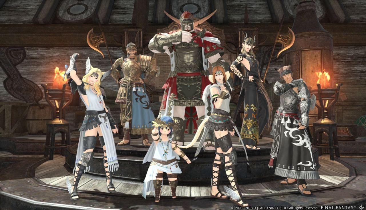 また、プレイヤー同士がお互いのプレイヤースキルを高め合うために結成する「PvPチーム」が実装されます。