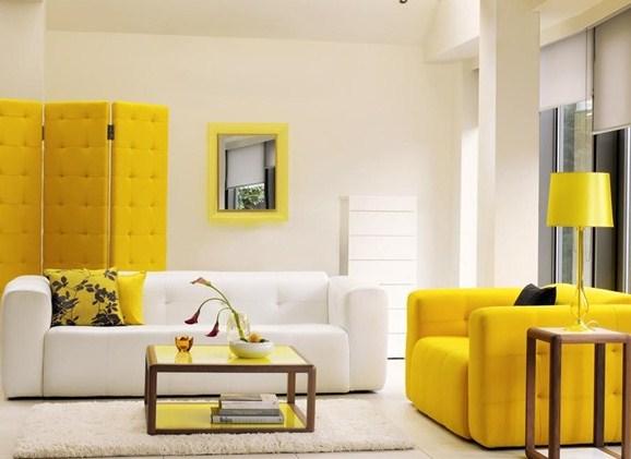 Contoh Warna Cat Elegan Untuk Ruang Tamu