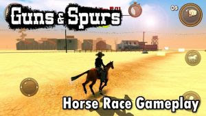 Guns and Spurs Mod Apk v1.0 Unlimited Money Terbaru