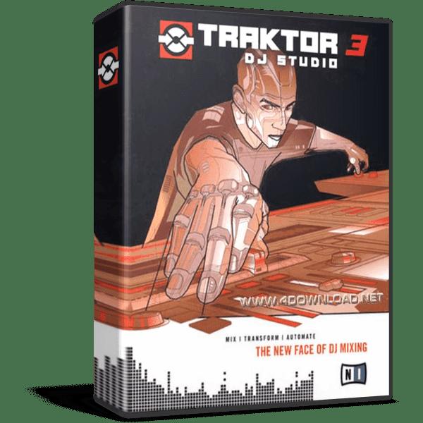 Download Native Instruments - Traktor Pro v3.0.2.10 Full version