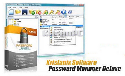 Password Manager Deluxe