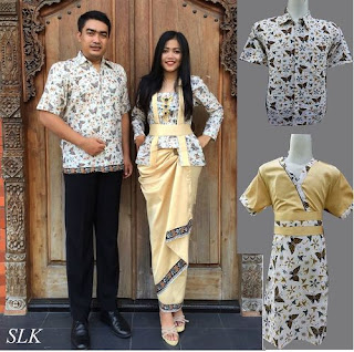 Model Baju Batik Couple Danar Hadi