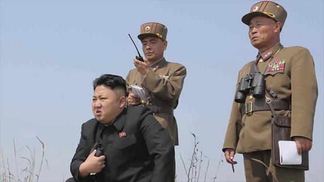 Corea del Norte revela sus minas con misiles estratégicos